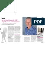 """""""De verdades inciertas"""" de Iñaki Otazo, artículo en revista - Editorial Círculo Rojo"""