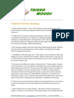 Plywood Advantages
