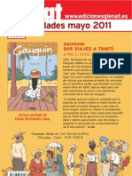 Novedades Glénat Mayo 2011 (Castellano)