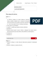 2010 - Caderno do Aluno - Ensino Médio - 3º Ano - Língua Portuguesa e Literatura - Vol. 2