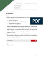 2010 - Caderno do Aluno - Ensino Médio - 3º Ano - Língua Portuguesa e Literatura - Vol. 4