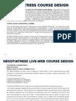 Final Negotiatress Methodology Model