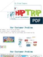 HipTrip Pitch Final