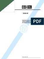 NBR 62 ABNT ISO IEC GUIA 62 - Requisitos Gerais Para Organismos Que Operam Avaliacao e Certificac