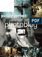 MakeUseOf.com - Picture Perfect Photblog Guide