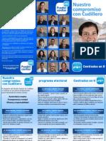 Programa electoral PP Cudillero 2011