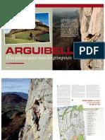 Crokis Arguibelle (Pirineo Frances)