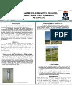 pluviometro alternativo