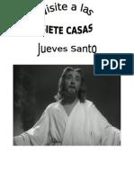 Visita a Las Siete Casas Librito