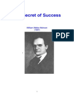 The Secret of Success William Walter Atkinson