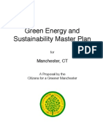 Manchester Green Energy and Sustainability Master Plan