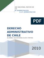 Derecho Administrativo Chile