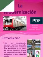 Modernizacion