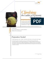 Climbing the Ladder - Activity