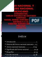 Himno Nacional y Escudo Nacional Mexicano