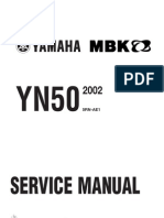 Yamaha Neo's 50-Service Manual (2002)SH