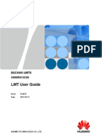 Bsc6900 Umts Lmt User Guide(v900r013c00_draft b)(PDF)-En