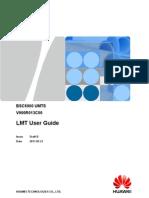Bsc6900 Umts Lmt User Guide(v900r013c00_draft b)(PDF)-En