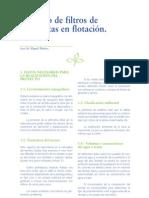 Manual de Fito Depuración, Filtros de Nacrofitas en Flotación, Capitulos 8 a 9