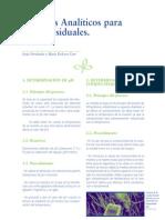 Manual de Fito Depuración, Filtros de Nacrofitas en Flotación, Capítulos Anexos1