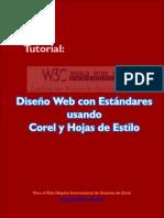 Paginas Web Con Corel