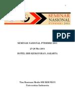 Proposal Seminar Nasional PTBMMKI