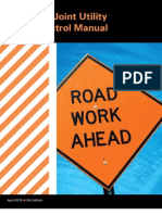 California Joint Utility Traffic Control Manual