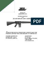 Eagle Ar10 Firearm Manual
