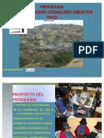 """Faro del Saber Ciudadano """"Simiátug"""""""
