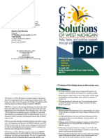 CFS Solutions of West Michigan Brochure