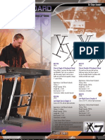24 Keyboard Stands