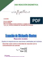 Cinetica de Reacc Enzimaticas