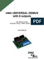 DMX298 Demux En