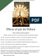 Ebboses Para Oshun