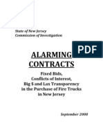 SCI Alarming Contracts