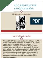 El Estado Benefactor.