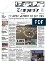 The Campanile (Vol 90, Ed 5) published Jan 28, 2008