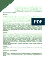 Conteúdo Programática - Concurso - PMCG