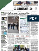 The Campanile (Vol 90, Ed  6) published Feb 20, 2008