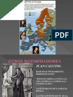 Otros Reform Adores (Reforma II)