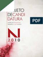 Projeto de Candidatura N Design Imersão (jul2009)