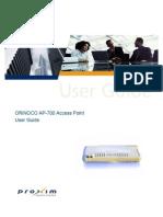 Proxim AP 700 UG v310