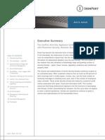 Ironport Email Security Appliance Whitepaper - Goooooood