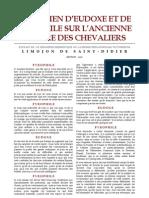 Alchimie Limonjon de Saint-Didier - 2 - Entretien d'Eudoxe Et de Pyrophile