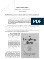 Chron5 Excerpt Laughing Horse