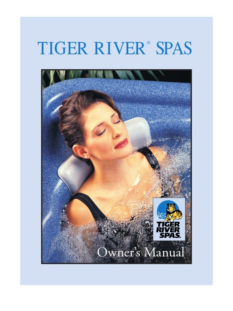 Tiger River Spas Wiring Diagram - Wiring Diagrams Schematics