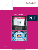 Axis Bank - Initiating Coverage (Keynote Capitals)