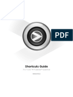 Pro Tools Shortcuts Guide