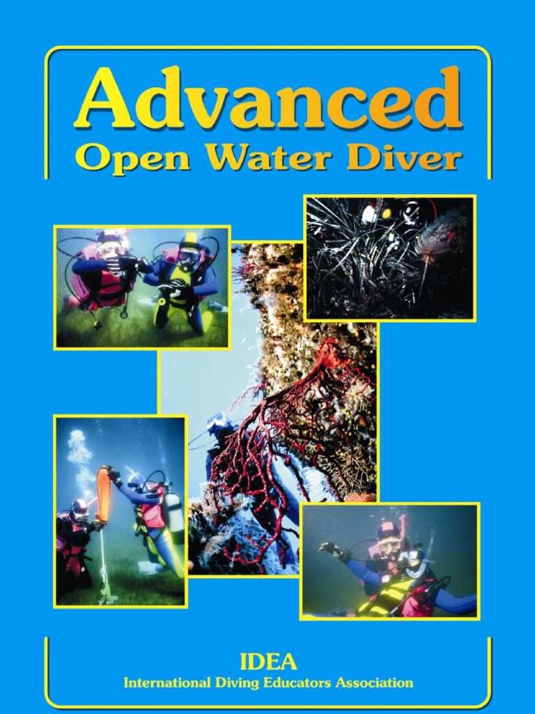 Idea advance open water diver scuba diving buoyancy fandeluxe Image collections