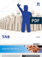About TAS Brochure